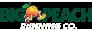 Big Peach Running Co logo