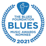 2021 Blues Music Award Nominee
