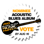 2019 Blues Blast Music Award Nominee