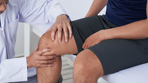 Knee Pain Exam