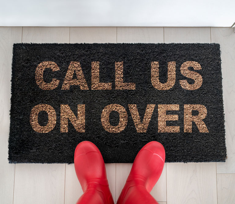 Call Red Rover on Over