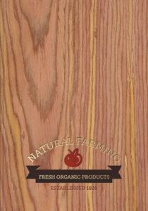 Customizable Wooden Journal