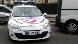 French police: Not the first to be hit by group yelling 'Allahu Akbar'