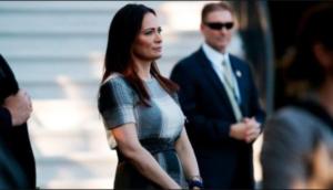 New White House Press Secretary Takes Sharp Jab at CNN