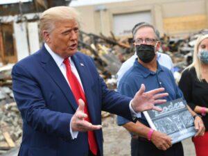 Trump Destroys Kenosha False Narrative
