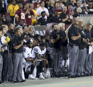 Rich NFL Players Continue to Protest Their Oppression