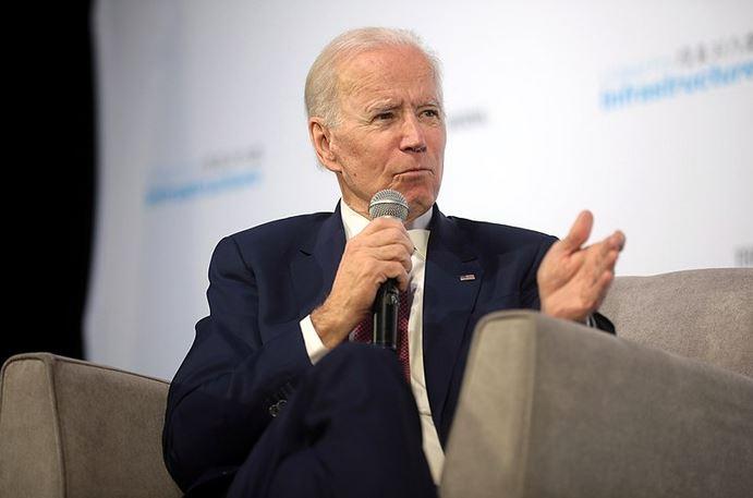 Joe Biden On Stage Interview