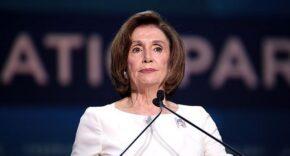 House Speaker Nancy Pelosi