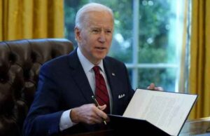 Did Joe Biden Just Forget He Is The President?