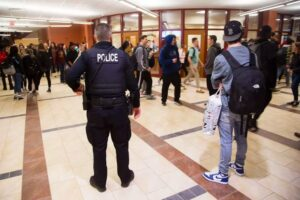 Biden Administration Wants to Ban Police Officers from All Schools