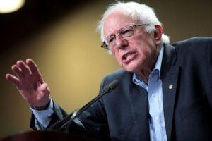 Even Bernie Sanders Opposes Twitter's Ban on Donald Trump