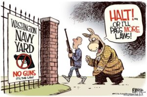 Another Shooting and the Left Blames Guns – Again