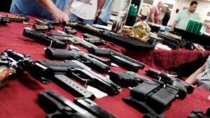 More Gun Control Bills?