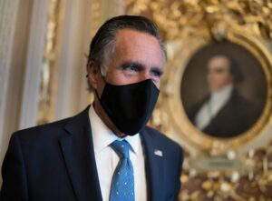 Mitt Romney Left with Black Eye and 'A Lot of Stitches' After This