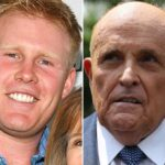 Andrew And Rudy Giuliani