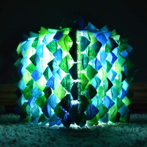 Light Cube - Tactile Design Project