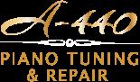 A-440 Piano Tuning, Repair, and Moving