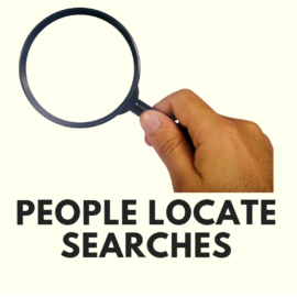 People Locate Searches