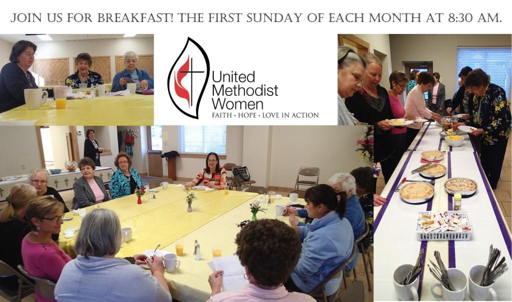 UMW Breakfast Collage 4-3-16 JPG