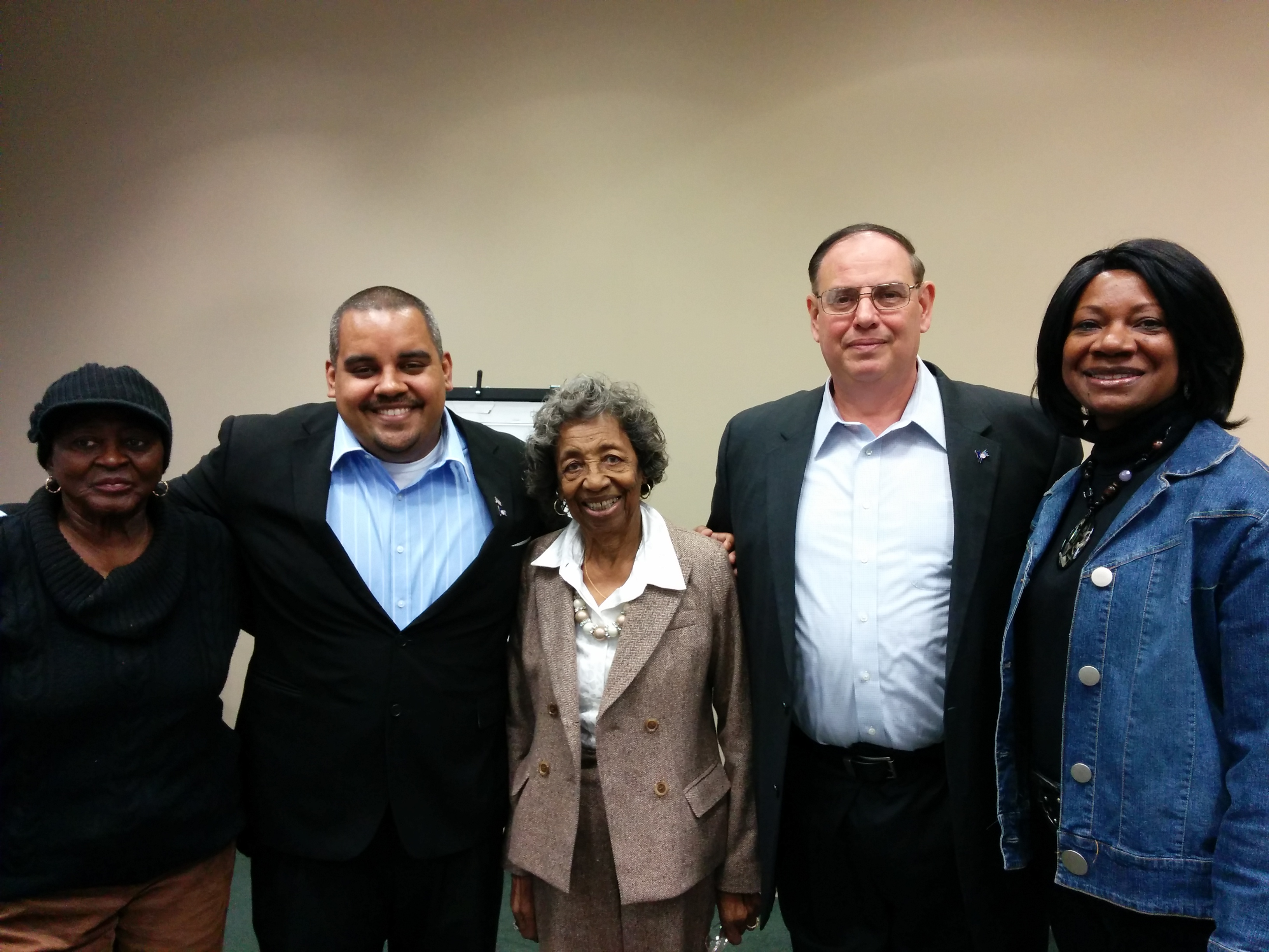 RECAP: New DPG State Committee Members from Muscogee County