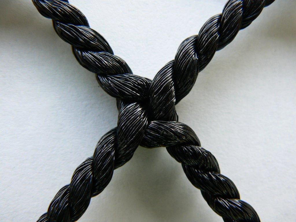 Twisted Knotless Polyethylene Netting