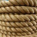 Twisted Manila Rope