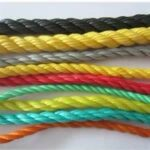 Twisted Polyethylene Rope