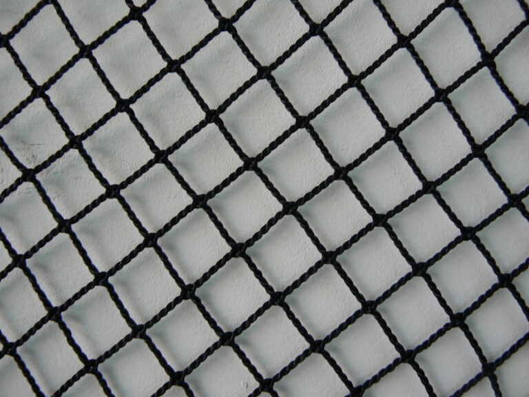 UHMWPE Twisted Knotless Netting