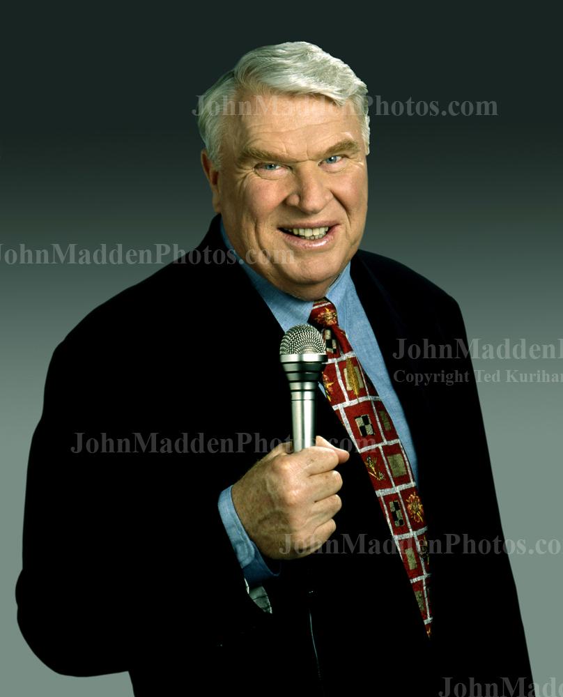 John Madden photo