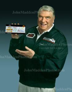 John Madden image