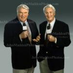 John Madden and Pat Summerall