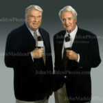 John Madden and Pat Summerall w_4355-072e