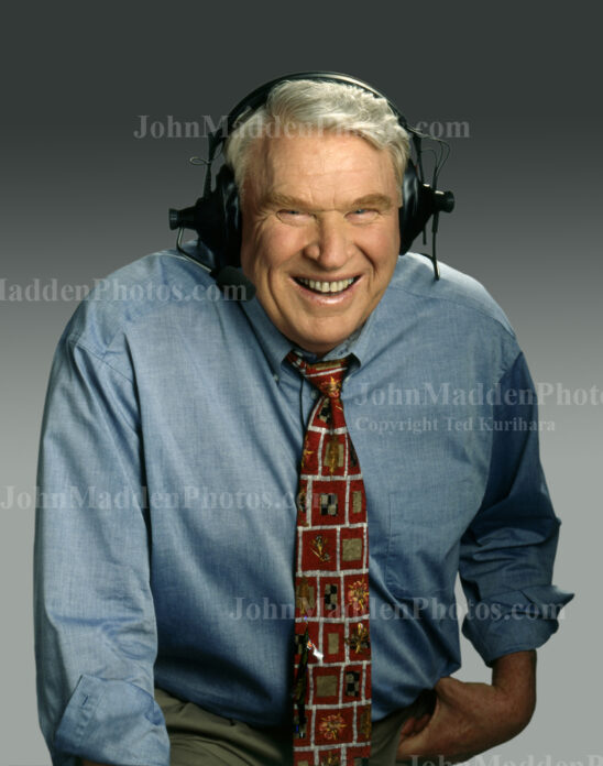 John Madden stock photo w_#4355-112b