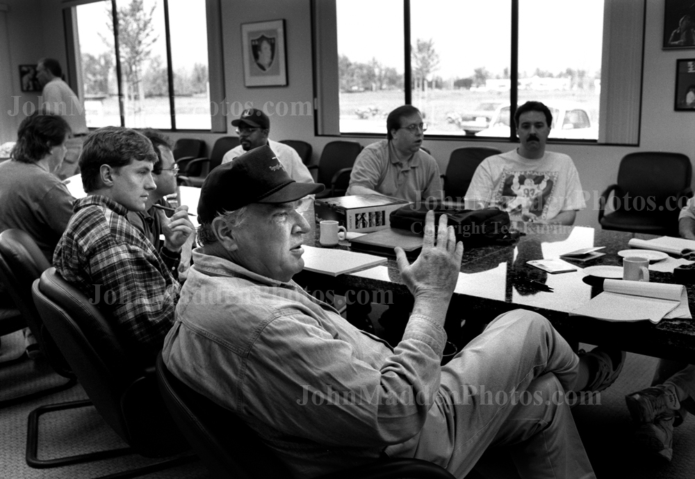 John Madden stock photo w_#4355-179