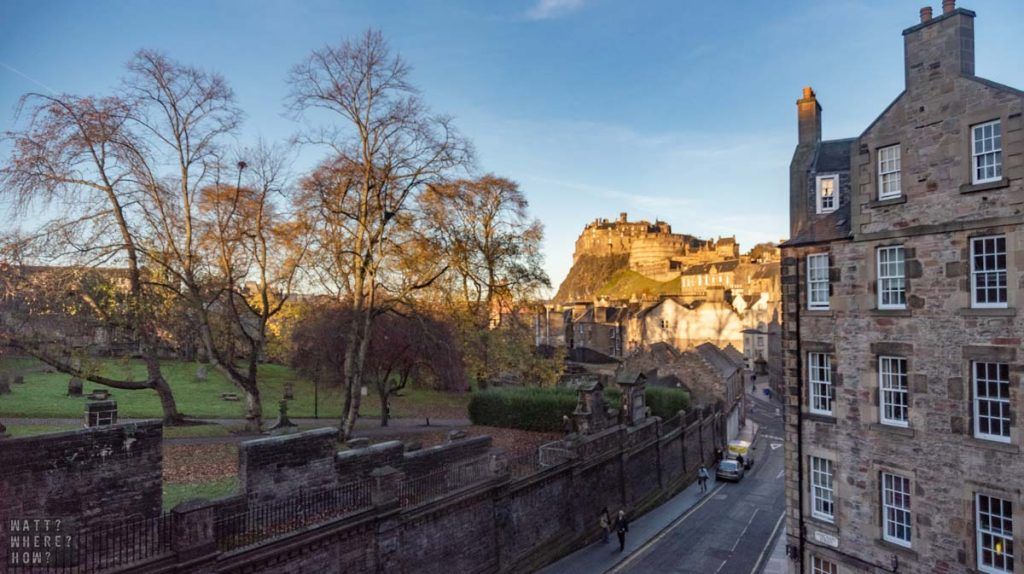 Before departing on your Scotland road trip, be sure to allow a day or two toexplore Edinburgh.
