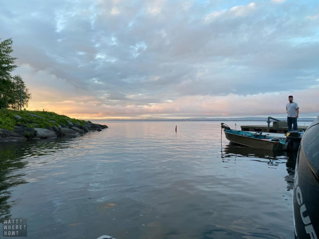 Oneida lake fishing charters are a great way to experience the beauty of the Finger Lakes.