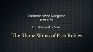 Paso Robles title page