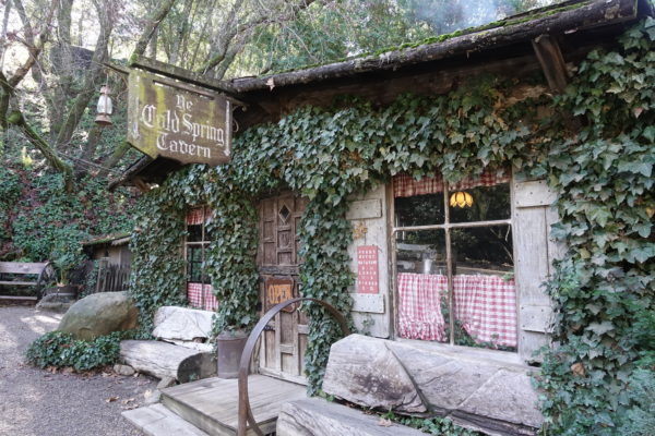 Cold Springs Tavern Exterior