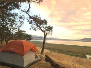 Cachuma Lake Camping