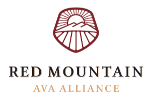 Red Mountain AVA Logo