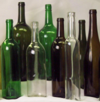 bottle shapes