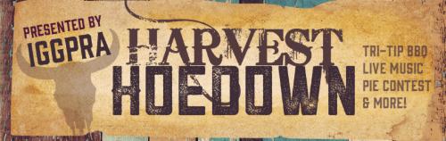 Harvest Hoedown Banner