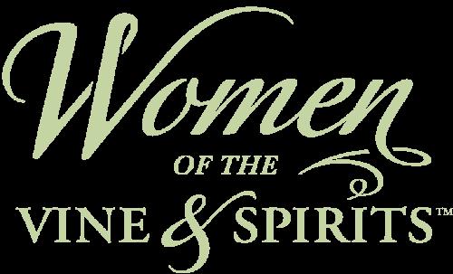 Women of the Vine and Spirits logo