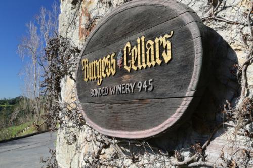 Burges Cellars Napa