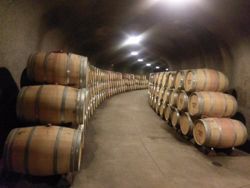 Infinity Cave at Inglenook