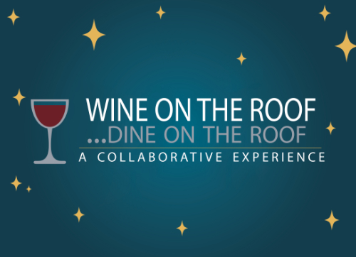 Wine on the Roof Logo
