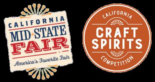 Mid-State Fair-Craft Spirits logos