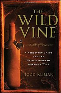 The Wild Vine Book Cover