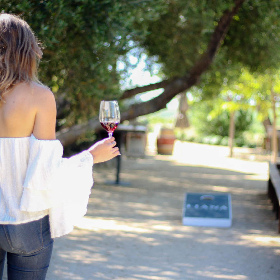Third Annual Carneros Wine Alliance Cornhole Tournament & Wine Tasting