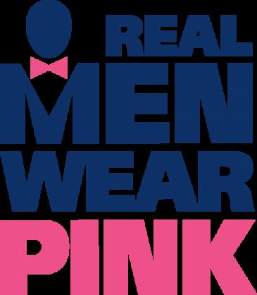 Real Men Wear Pink logo